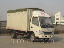 Kama KMC5041CPY31D4 soft top box van truck