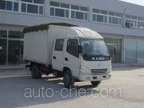 凯马牌KMC5041CPY31S4型蓬式运输车