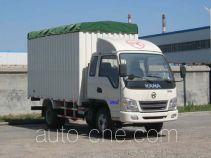 凯马牌KMC5041P3XXB型蓬式运输车