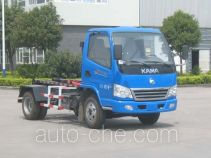 Kama KMC5041ZXXA28D5 detachable body garbage truck