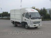 凯马牌KMC2042CCYA33P5型越野仓栅式运输车