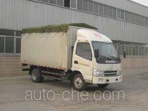 凯马牌KMC5042CPY33D4型蓬式运输车