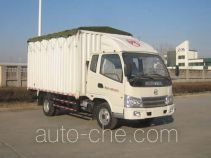 凯马牌KMC5042CPY33P4型蓬式运输车
