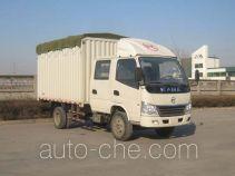 凯马牌KMC5042CPY33S4型蓬式运输车