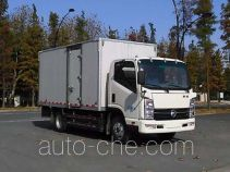 Kama KMC5042XXYEV33D electric cargo van