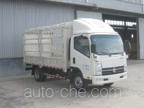 凯马牌KMC5046CCYA33D5型仓栅式运输车