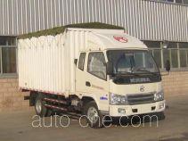 凯马牌KMC5046CPY33P4型蓬式运输车