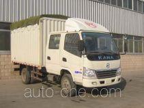 凯马牌KMC5046CPY33S4型蓬式运输车