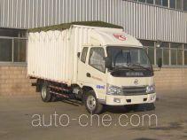 凯马牌KMC5046CPYA33P4型蓬式运输车
