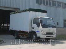 凯马牌KMC5046D3XXB型蓬式运输车