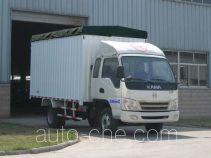 凯马牌KMC5046P3XXB型蓬式运输车