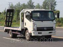 凯马牌KMC5046TPBA33D5型平板运输车