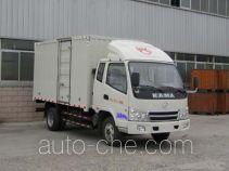Kama KMC5046XXYA33P4 box van truck