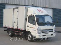 Kama KMC5046XXYQ33D4 box van truck