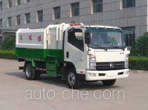 凯马牌KMC5046ZZZA33D5型自装卸式垃圾车