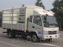 Kama KMC5058CCY35P4 грузовик с решетчатым тент-каркасом
