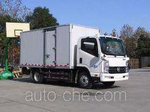 凯马牌KMC5072XXYEV33D型纯电动厢式运输车