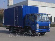凯马牌KMC5081XXYA38P5型厢式运输车