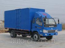 Kama KMC5083XXY44P4 box van truck