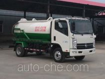 Kama KMC5086GXWA33D5 sewage suction truck