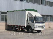 凯马牌KMC5088D3XXB型蓬式运输车