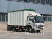 凯马牌KMC5088P3XXB型蓬式运输车