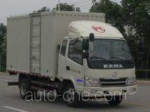 凯马牌KMC5088XXY35P4型厢式运输车