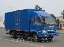 凯马牌KMC5102XXY42P4型厢式运输车