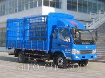 凯马牌KMC5142CCYA42P4型仓栅式运输车