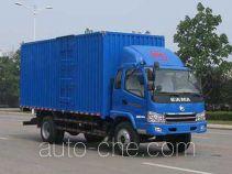 凯马牌KMC5145XXY45P4型厢式运输车