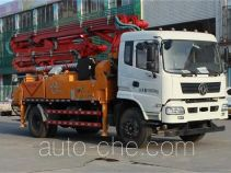 Co-Nele KNL5200THB concrete pump truck
