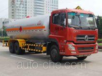 Jiuyuan KP5251GYQ liquefied gas tank truck