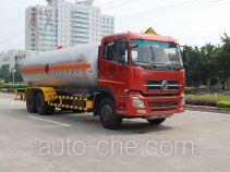Jiuyuan KP5253GYQ liquefied gas tank truck