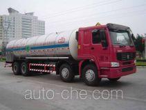 Jiuyuan KP5312GDY cryogenic liquid tank truck