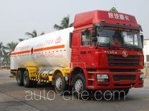 Jiuyuan KP5314GDY cryogenic liquid tank truck