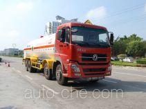 Jiuyuan KP5315GDY cryogenic liquid tank truck