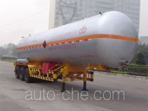 Jiuyuan KP9340GTR permanent gas transport trailer