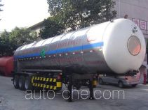 Jiuyuan KP9403GDYCA cryogenic liquid tank semi-trailer
