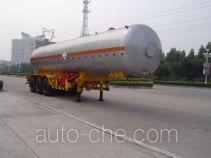 Jiuyuan KP9403GYQ liquefied gas tank trailer
