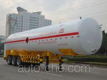 Jiuyuan KP9405GDYTB cryogenic liquid tank semi-trailer