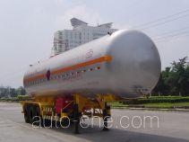 Jiuyuan KP9406GYQSB liquefied gas tank trailer