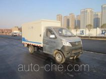 Jiutong KR5020CTY4 trash containers transport truck