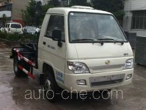 Jiutong KR5042ZXXD4 detachable body garbage truck