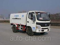 Jiutong KR5060ZLJD4 dump garbage truck