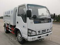 Jiutong KR5070ZLJD sealed garbage truck