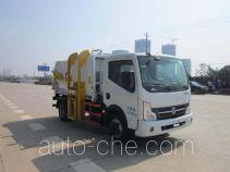 九通牌KR5070ZZZD4型自装卸式垃圾车