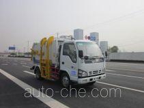 九通牌KR5072ZZZD4型自装卸式垃圾车