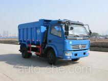 Jiutong KR5080ZLJD4 dump garbage truck