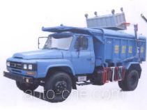 九通牌KR5090ZZZ型自装卸式垃圾车