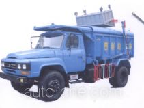 九通牌KR5090ZZZD型自装卸式垃圾车
